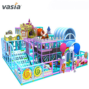 Funny Colorful Indoor Playground Equipment